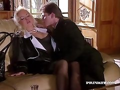 Silvia Saint Plows the Lawyer and Milks His Cum