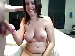 Amateur Webcam Fucky-fucky And Cream Pie