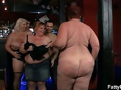 Fat group plumper party