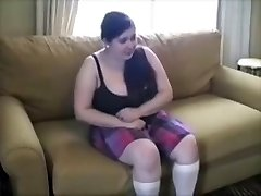 Chubby Young Slut Punished With Fierce Spanking