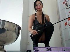 Asian Mistress PornbabeTyra firm humiliation
