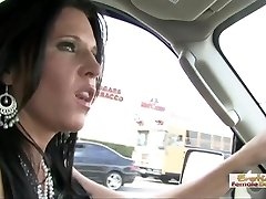 Dirty mommy is on a hunt for monstrous black hard-on again