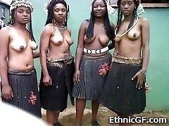 Real African Teen Gfs!