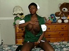 Hottest first-timer Black and Ebony, Big Mounds sex video