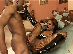 Amazing pornstar Vanessa Monet in fabulous creampie, assfucking orgy movie