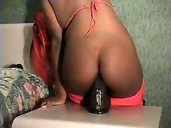big black ebony insertion