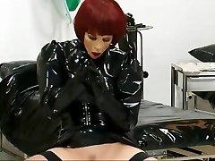 Fabulous in Black Latex