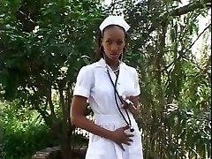 Diamond Rene - Hot Dark-hued Nurse