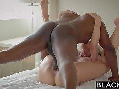 BLACKED Cheating MILF Brandi Loves First-ever Big Black Dinky