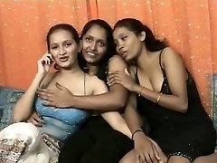 Salman With Sanjana Reshma Pushpa