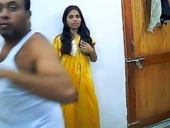 Indian Couple Homemade Fuck-a-thon Scandal