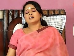 Hot Tamil Housewife Romance With Her Enslaved - Caught By Husband.mpFour