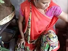 Beautiful Indian Vegetable Vendor Spy - Part 2