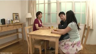 Young wife and a mummy in-law scene 1