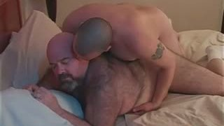 Big bootie gay bears Dirk Grizzly and Haunt part4