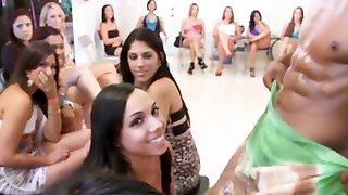 CFNM Bj Orgy With Beautiful Girls
