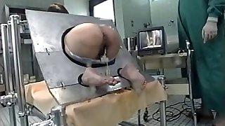 Milf Bound In A Machine