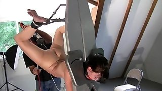 Pinched & Fucked On The Cross Molli Shag