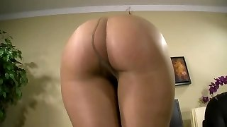 Hot ass in tights
