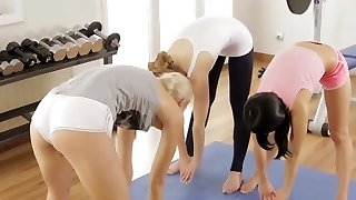 At The GYM Scene 4