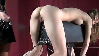 BDSM episode with Beata Undine