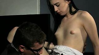 Teacher and some wet teen panties
