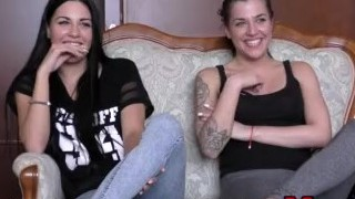 Dellai twin sisters audition