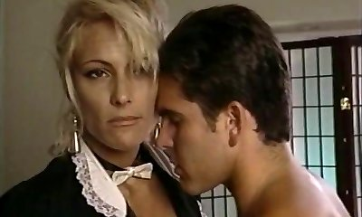 TT Boy drizzles his semen on blonde milf Debbie Diamond