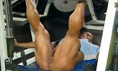 ROKO VIDEO-Gigantic CLITS Muscles Women