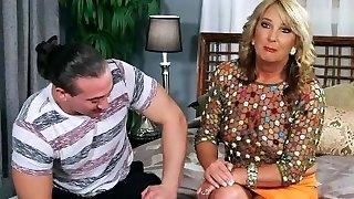 Charm Mother Mia Morgan Tear Up Good Hot Clit