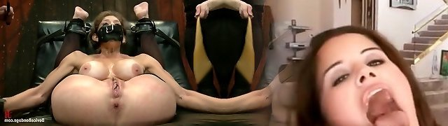 Felony & Bella Rossi & Mz Berlin in Extraordinary immobilization! Felony is at the mercy of two ferocious Doms - DeviceBondage