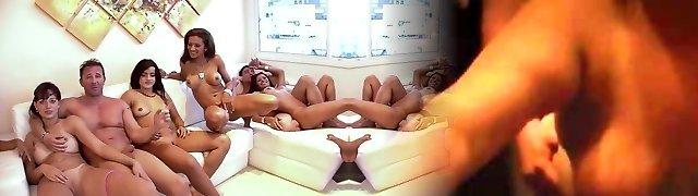 Incredible pornstars Jessica Tylor, Emanuelle Diniz and Anny Castro in fabulous hd, cum shots porno pin