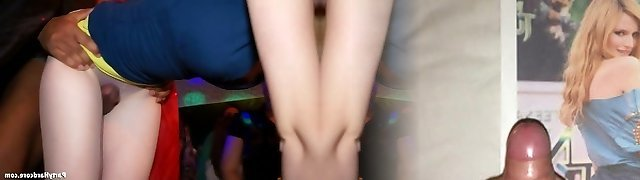 Wild club orgy with extremely fabulous but insanely lewd babes