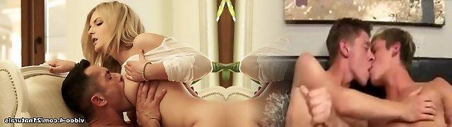 Incredible pornstar Jemma Valentine in Exotic Massive Tits, Romantic sex video
