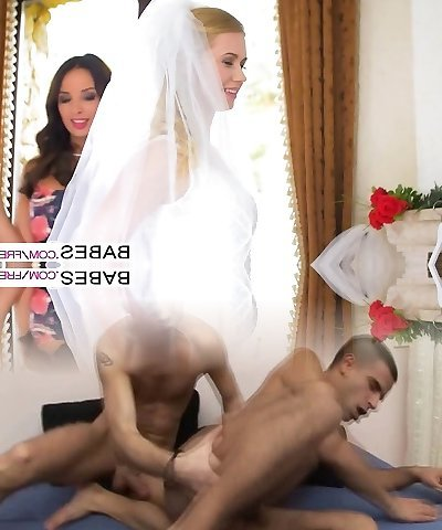 Stunners - Step Mom Lessons - Naked Nuptials