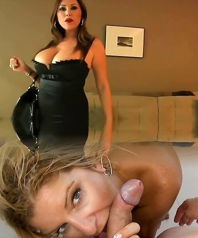 Mother Seduces Younger Guy In Hotel POV