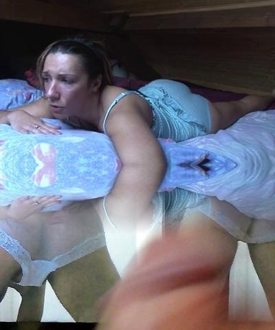 Mother seduces son's friend