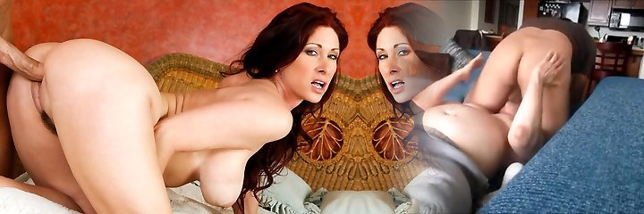 Tiffany Mynx & Bill Bailey in My Buddies Hot Mother