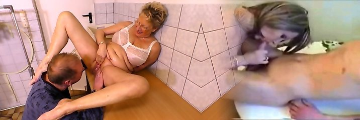 Pee fetish old dude pisses on nasty old female before a molten pussy pounding scene
