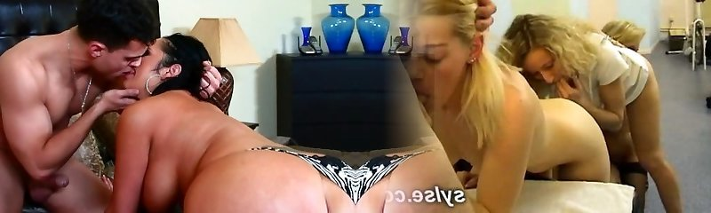 Chubby mom Vannah Sterling shows off her skills