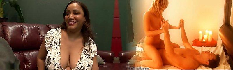 Crazy pornstar in exotic creampie, big tits gonzo flick