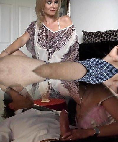 Stepmom & Son-in-law Affair 25