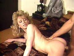 Barbii, Tracey Adams, Busty Belle in vintage fuck video