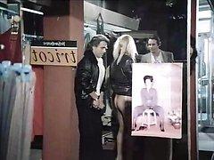 Richard Lemieuvre, Mika Barthel, David Hughes in classic sex site