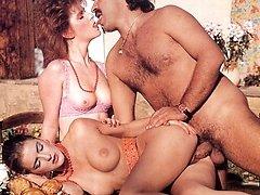 Two horny seventies ladies