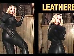 As his moans are ever increasing Mistress Sidonia has no alternative but to gag him, so she can...