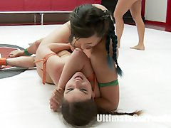 Penny Barber and Juliiette March are the most notorious Brats ever in Ulitmate Surrender...