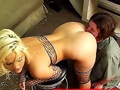 BigAss Blonde Goddess Alexis Texas!