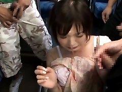 Yua Kuramochi Asian is fucked in mouth and PublicSexJapan.com
