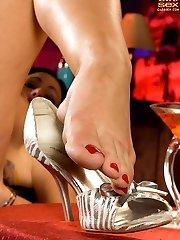 Get A Taste Of My Toes